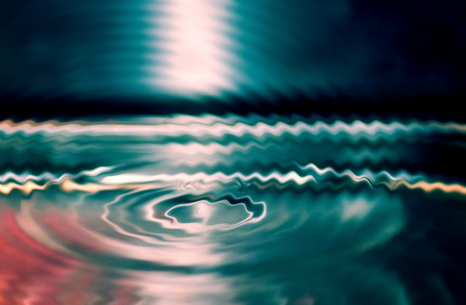 ripples on water continuum