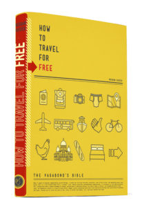 how to travel for free meggan book cover
